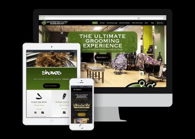 Diversified Cuts Website