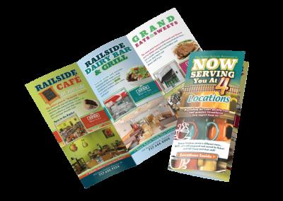 Railside Tri-Fold Brochure