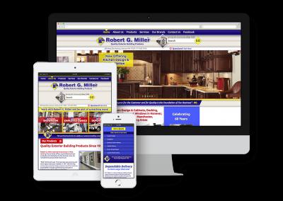 Robert G. Miller Website