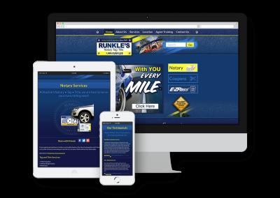 Runkles Website