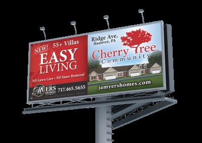 Cherry Tree Billboard