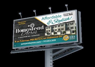 Homestead Acres Billboard