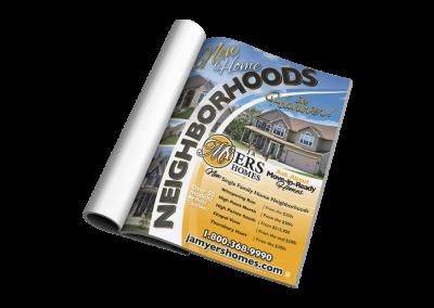 J. A. Myers Homes Magazine