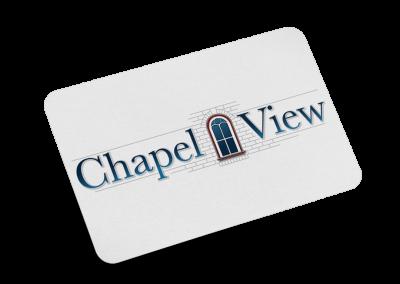 Chapel View Logo Design