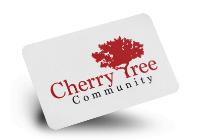 Cherry Tree Logo Design