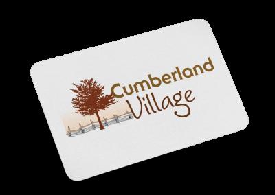 Cumberland Village Logo Design