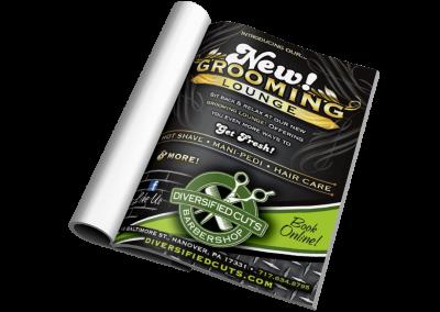 Diversified Cuts Grooming Lounge