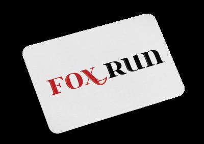 Fox Run Logo Design