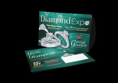 Diamond Expo Post Card – Garrick