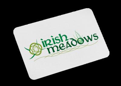 Irish Meadows Logo Design