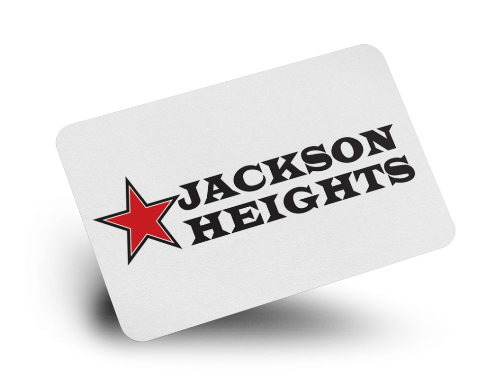 Jackson Heights Logo Design By Why Not Advertising, LLC