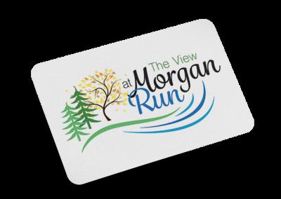 The View at Morgan Run Logo Design
