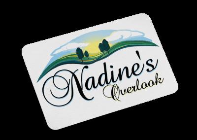 Nadine's Overlook Logo Design