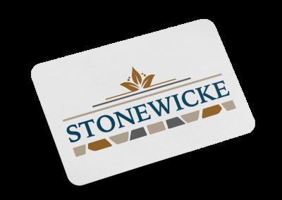 Stonewicke Logo Design