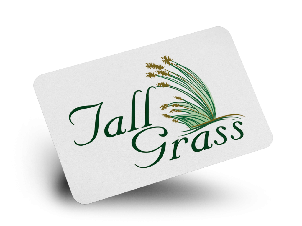 Tall Grass Logo Design By Why Not Advertising, LLC