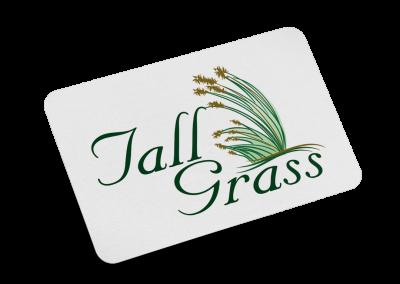 Tall Grass Logo Design