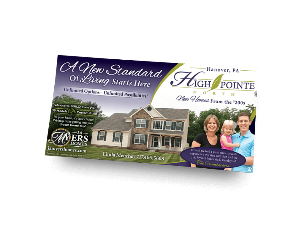 High Pointe North Newspaper Ad Designed By Why Not Advertising, LLC