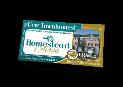 Homestead Acres Newspaper Ad