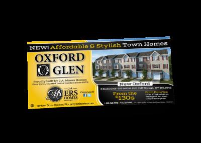 Oxford Glen Newspaper Ad